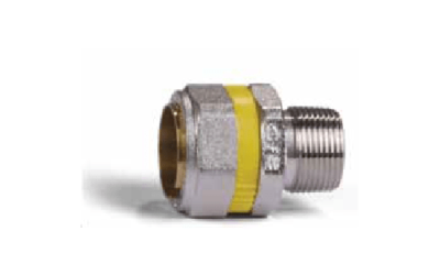 A 'Push & Seal' CSST Fitting: The only one of it's kind in the UK