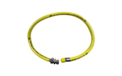 GFS HobLine, the gas cooker flexible hose fitting!