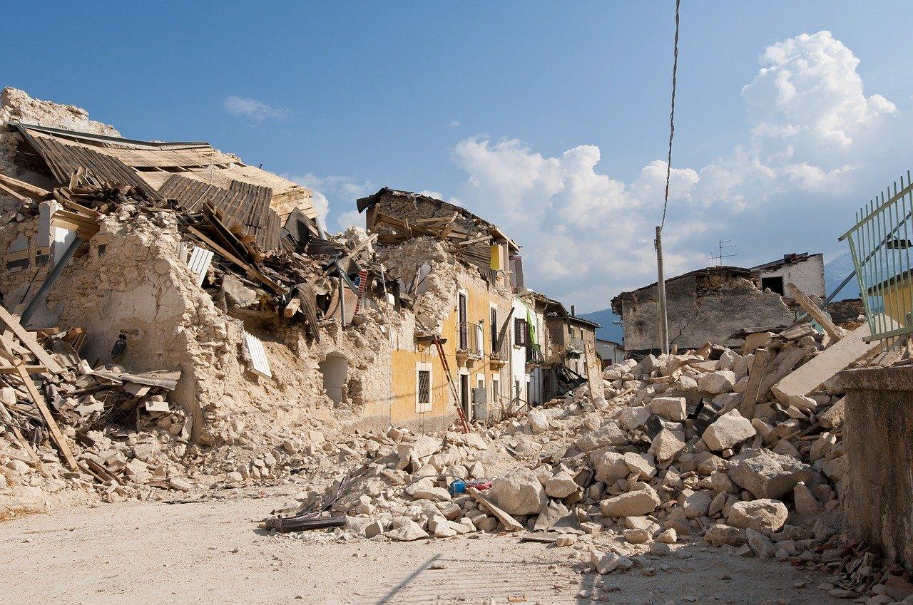 GFS CSST | Earthquake Zone