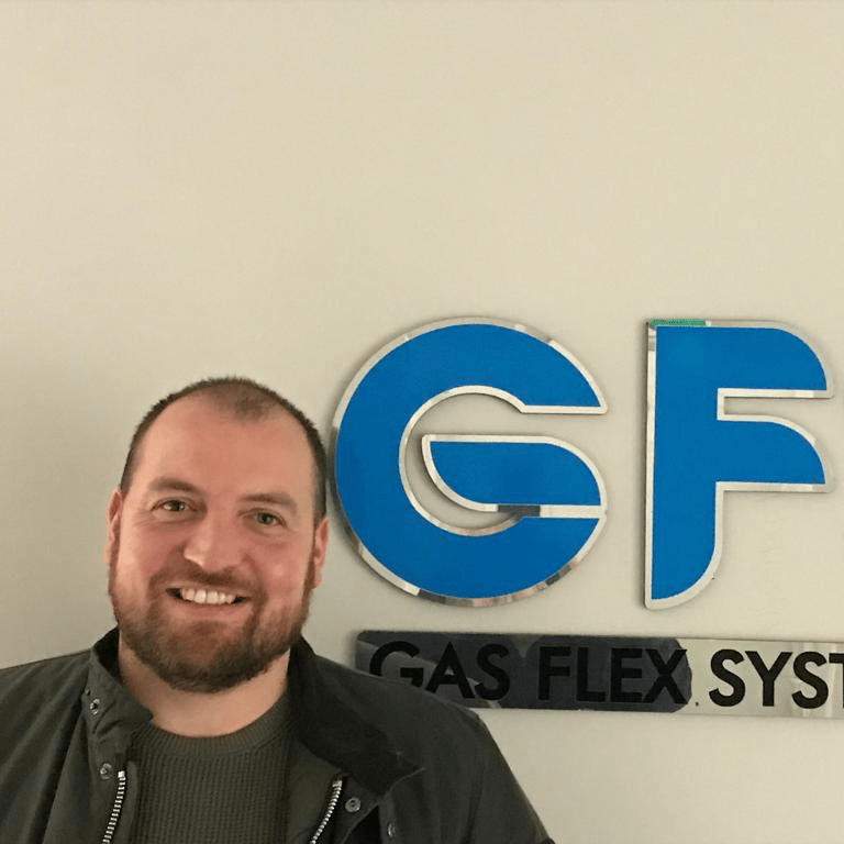 GFS Regional Technical Manager Stuart Talbot